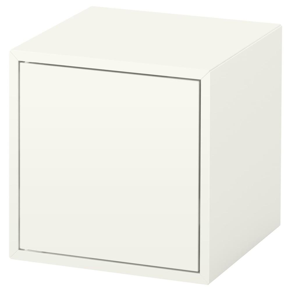 ЭКЕТ Шкаф с дверью, белый