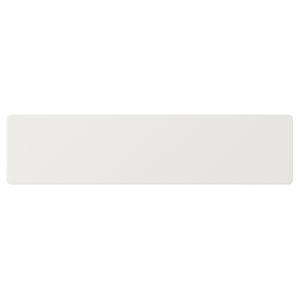 СМОСТАД Фронтальная панель ящика, белый