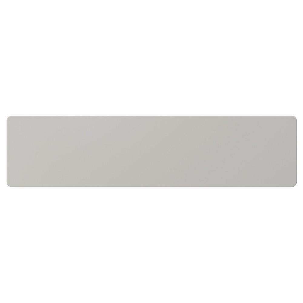 СМОСТАД Фронтальная панель ящика, серый