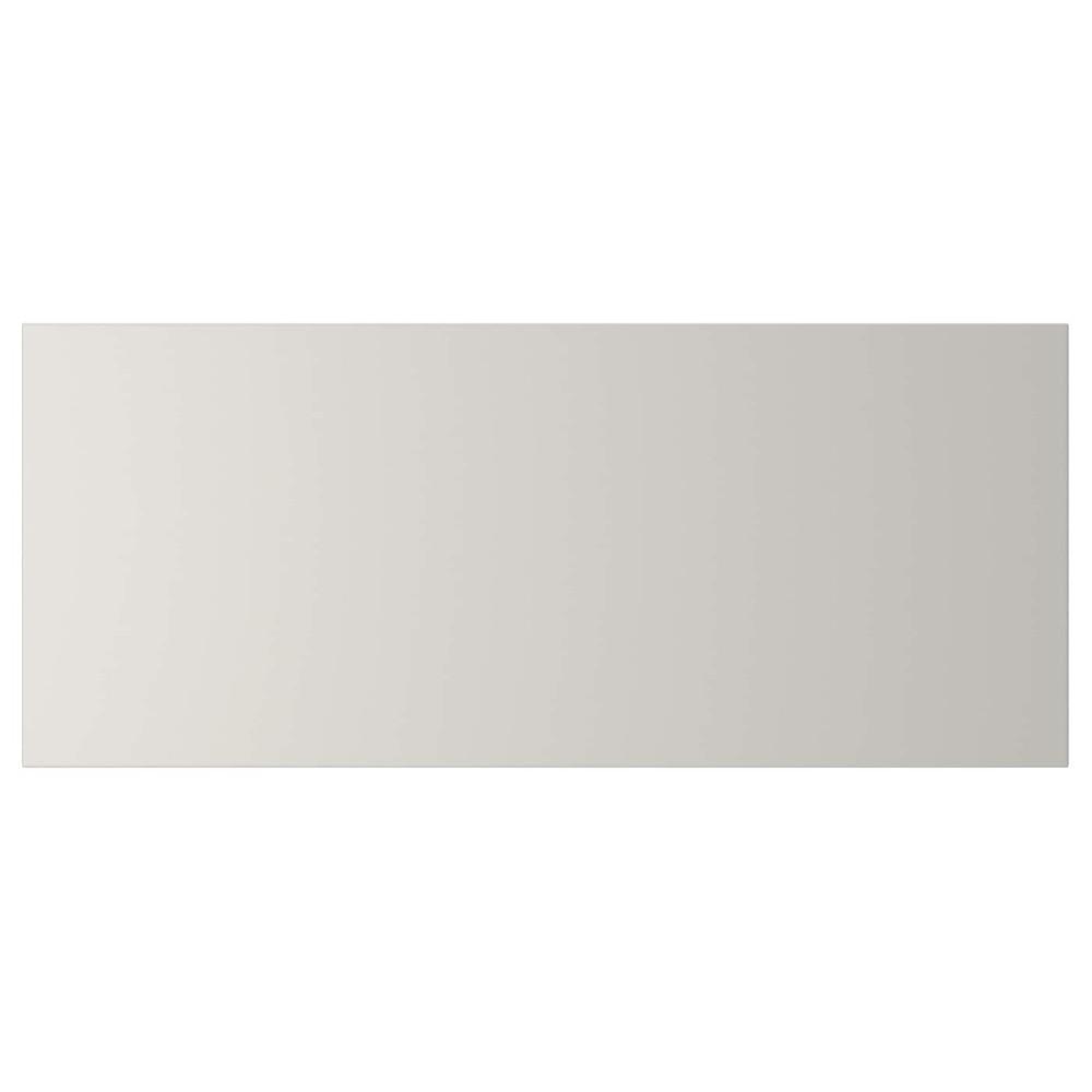 ЛАППВИКЕН Фронтальная панель ящика, светло-серый