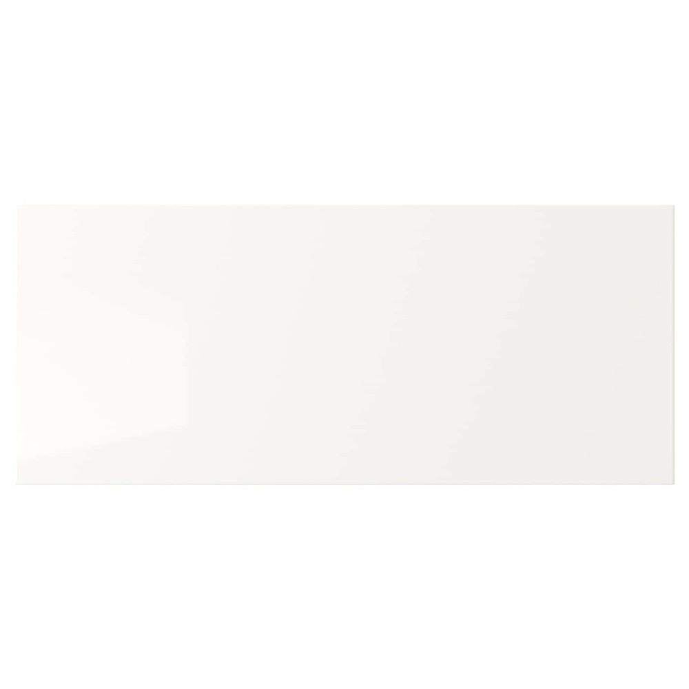 СЕЛЬСВИКЕН Фронтальная панель ящика, глянцевый белый