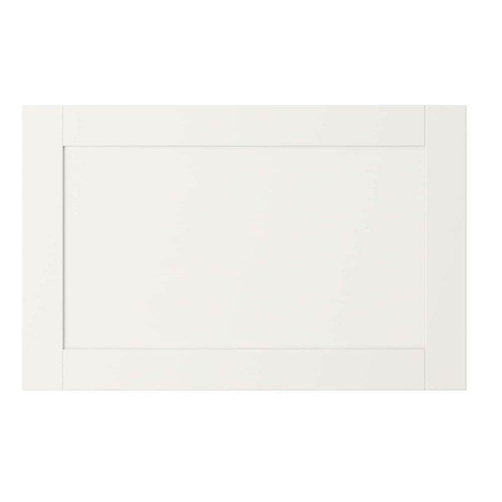 ХАНВИКЕН Дверь/фронтальная панель ящика, белый