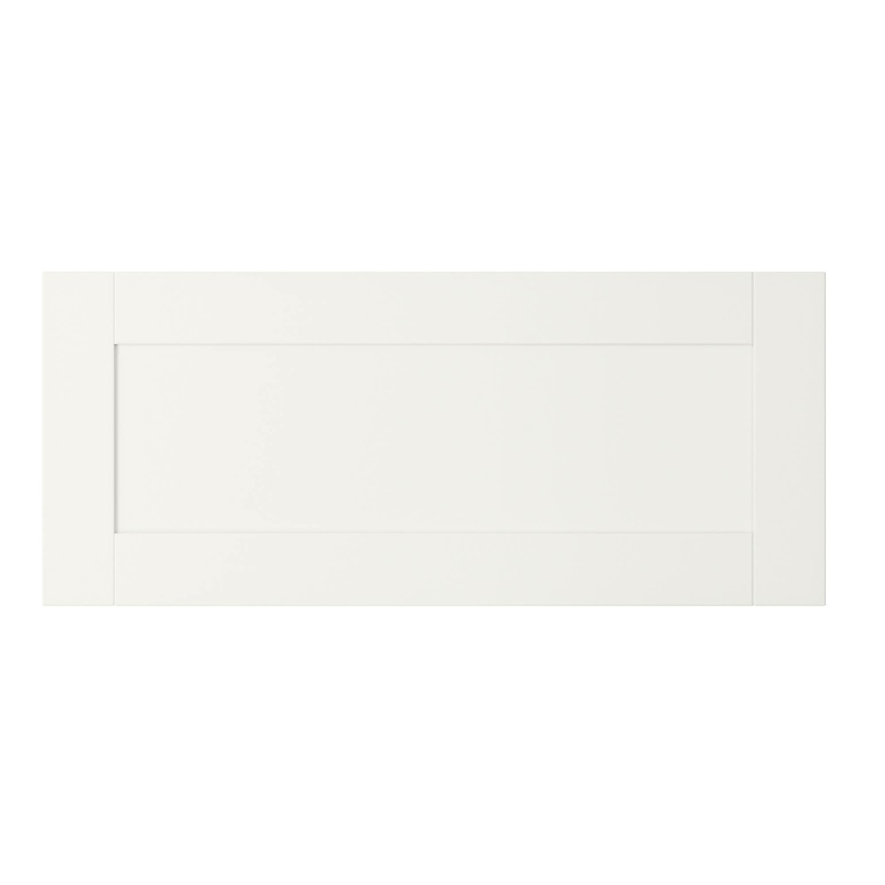 ХАНВИКЕН Фронтальная панель ящика, белый
