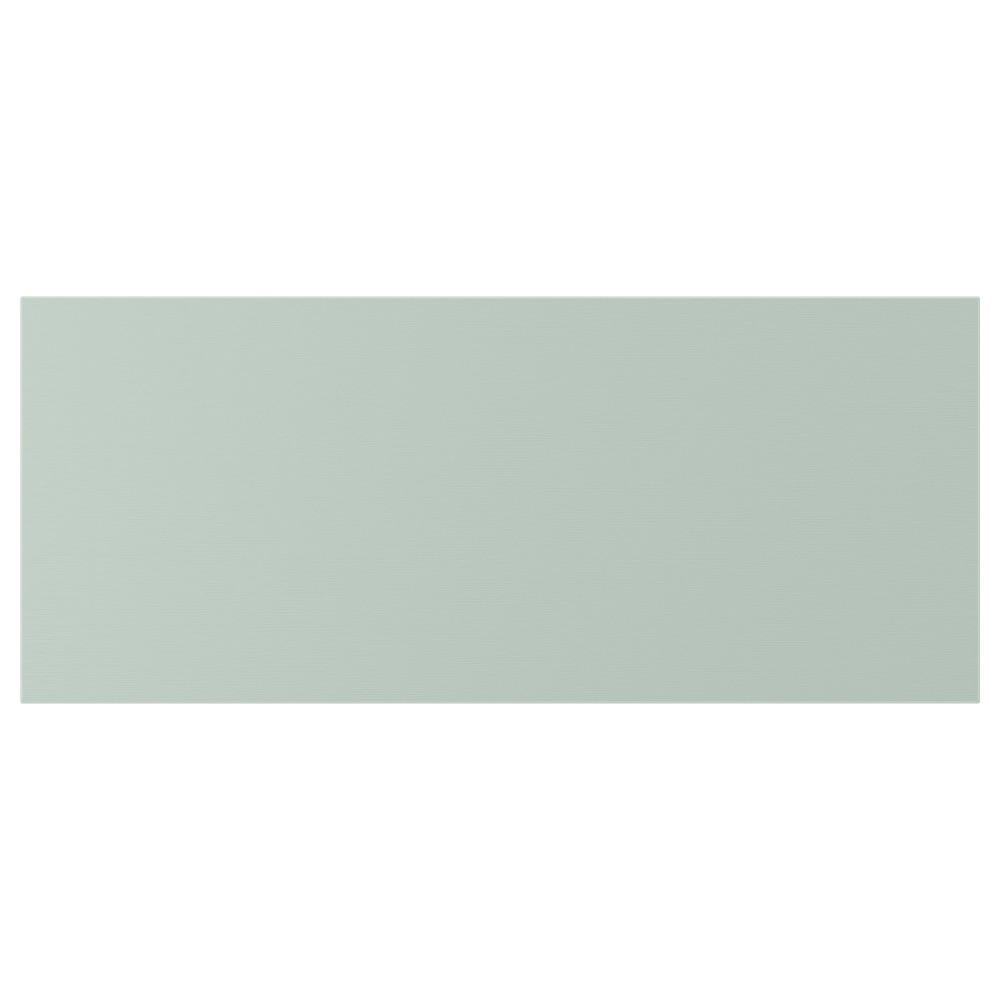 ХЁРТВИКЕН Фронтальная панель ящика, бледный серо-зеленый