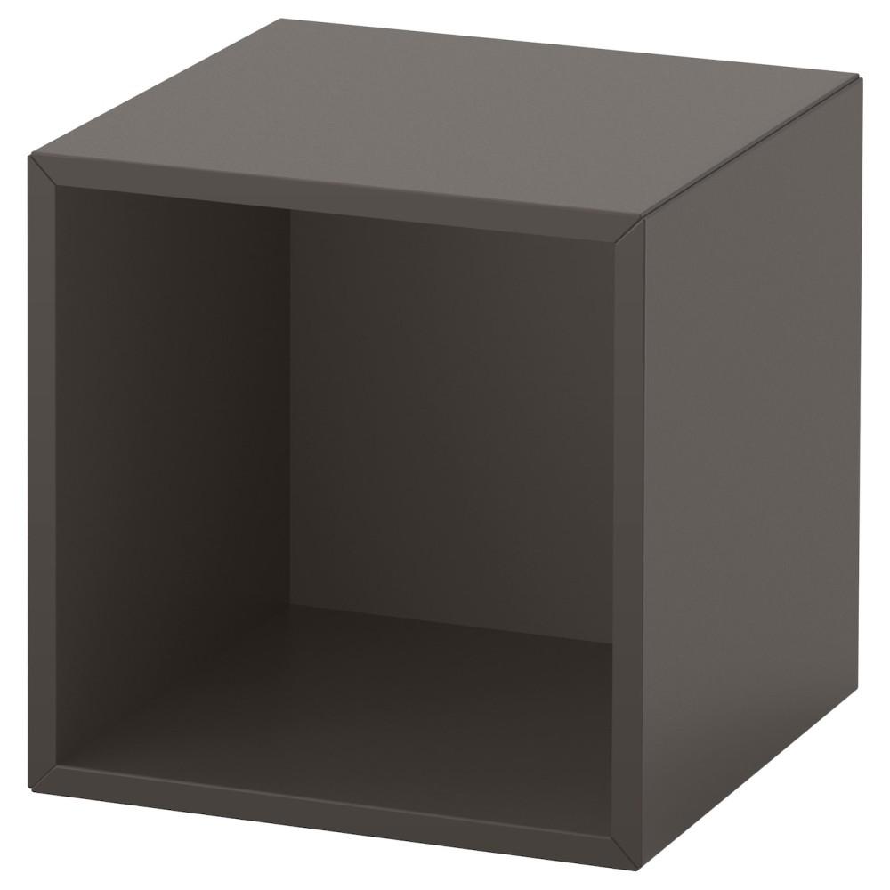 ЭКЕТ Шкаф, темно-серый