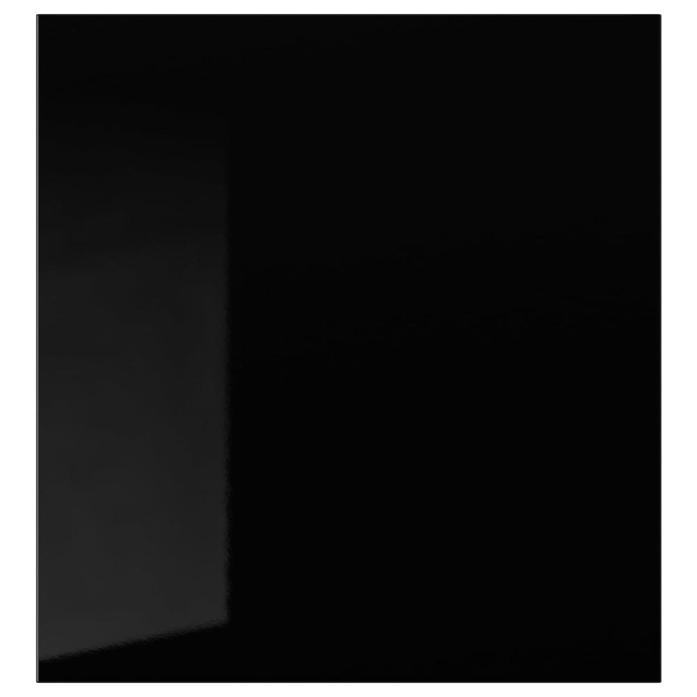 СЕЛЬСВИКЕН Дверь, глянцевый черный