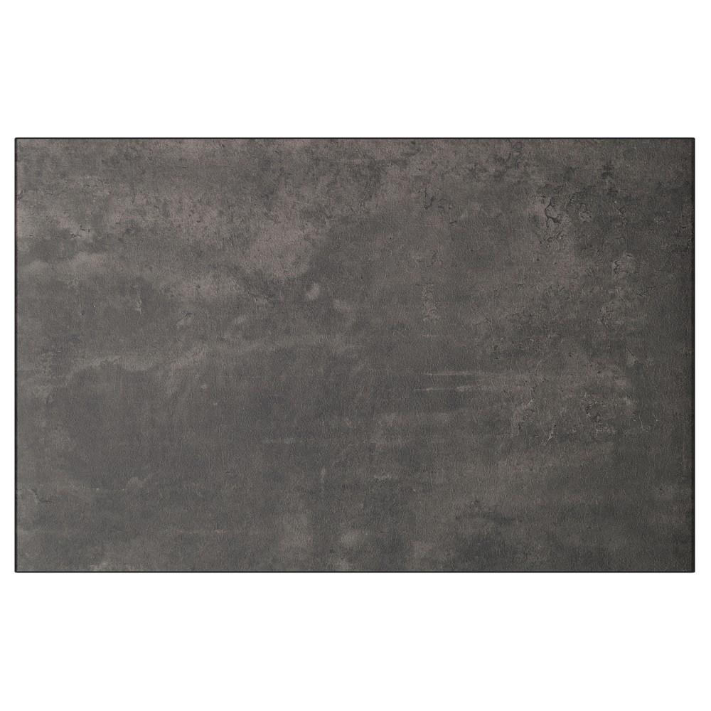 КЭЛЛЬВИКЕН Дверь/фронтальная панель ящика, темно-серый под бетон