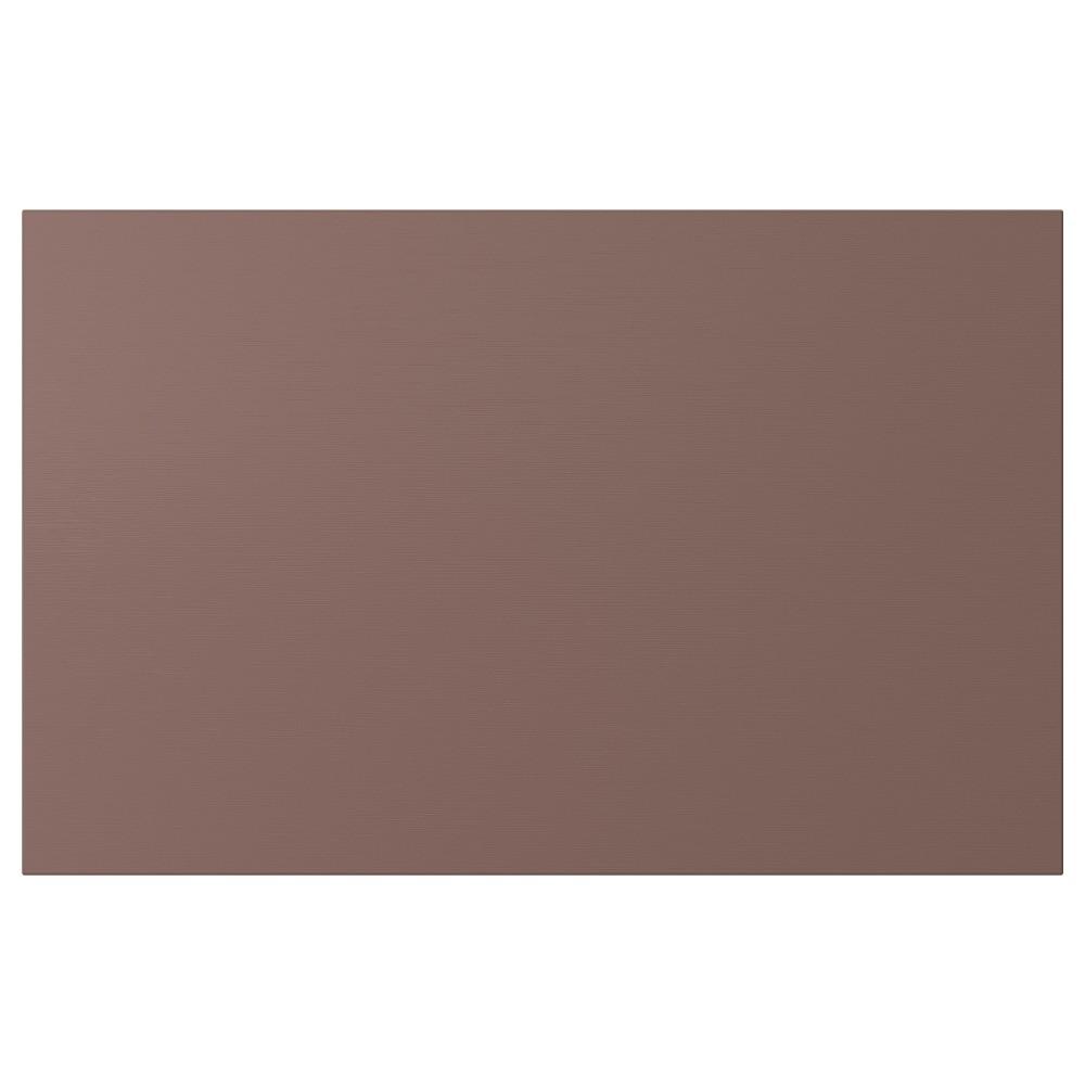 ХЁРТВИКЕН Дверь/фронтальная панель ящика, коричневый