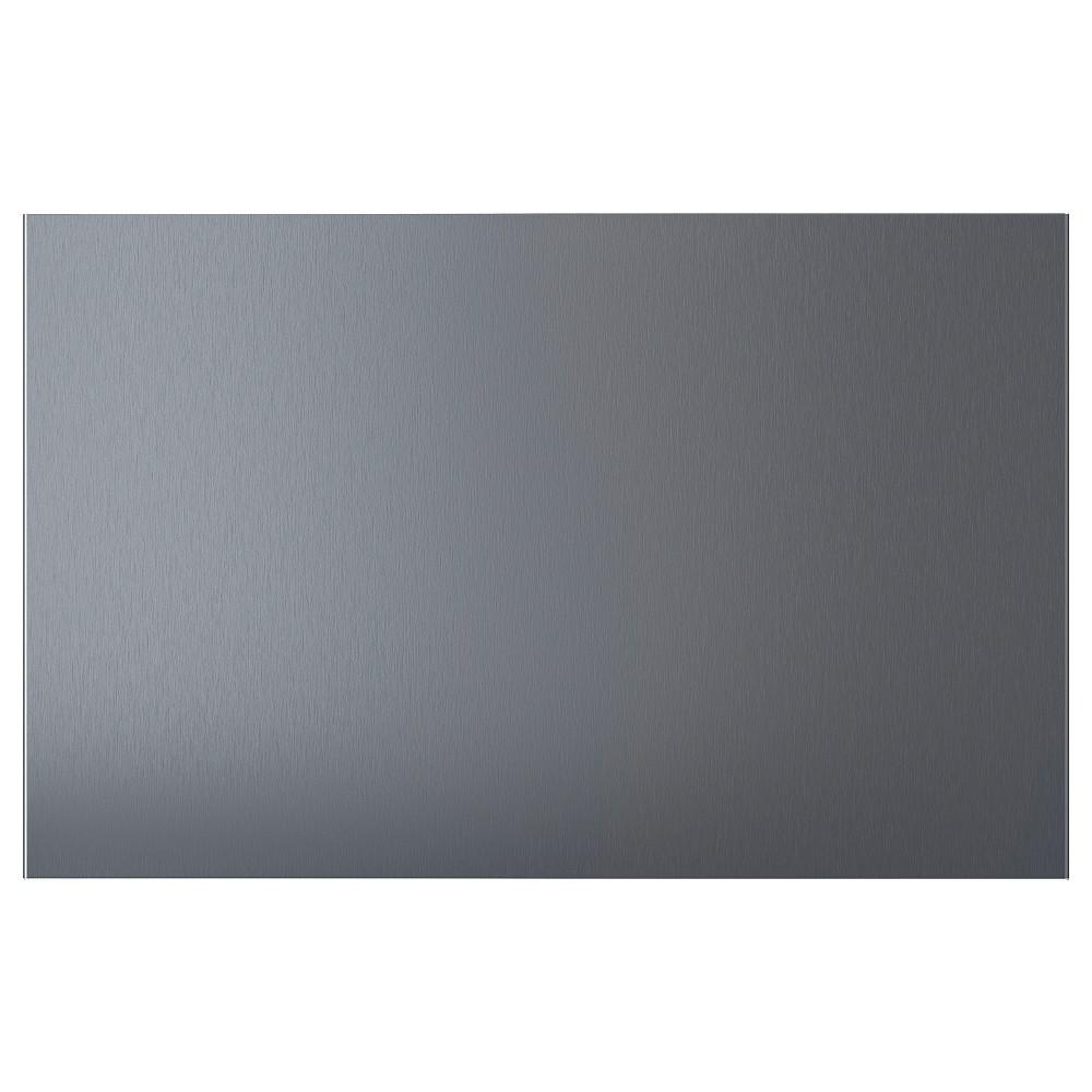 РИКСВИКЕН Дверь/фронтальная панель ящика, под брашированное темное олово