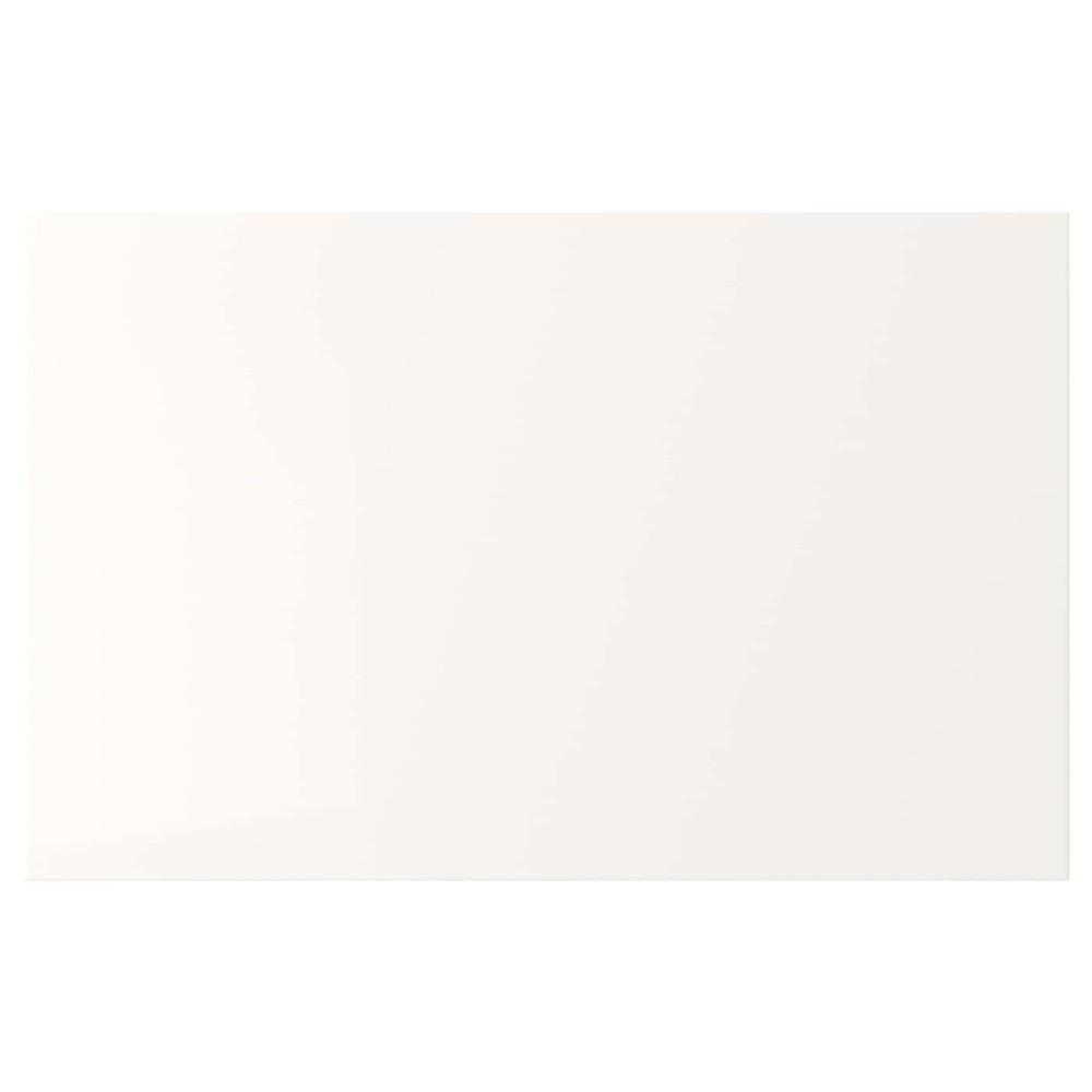 СЕЛЬСВИКЕН Дверь/фронтальная панель ящика, глянцевый белый