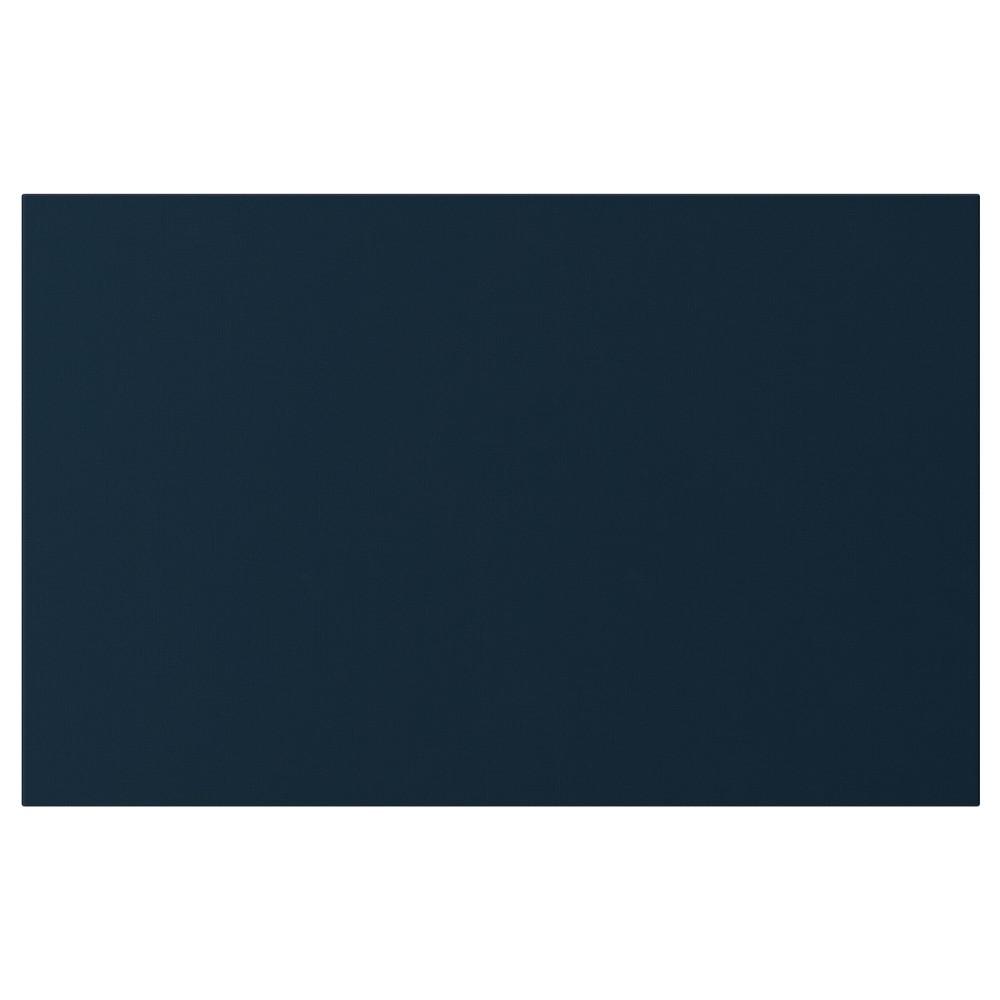 НОТВИКЕН Дверь/фронтальная панель ящика, синий