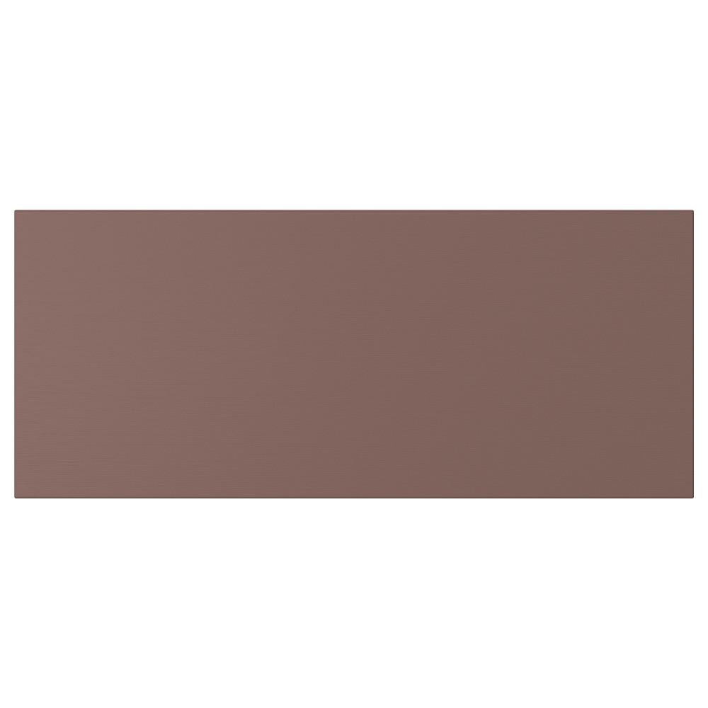 ХЁРТВИКЕН Фронтальная панель ящика, коричневый