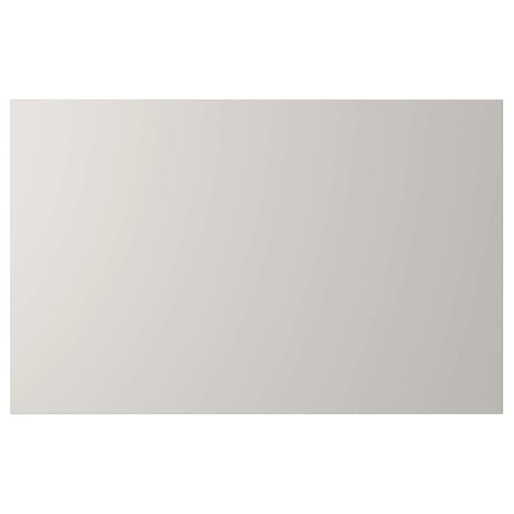 ЛАППВИКЕН Дверь/фронтальная панель ящика, светло-серый