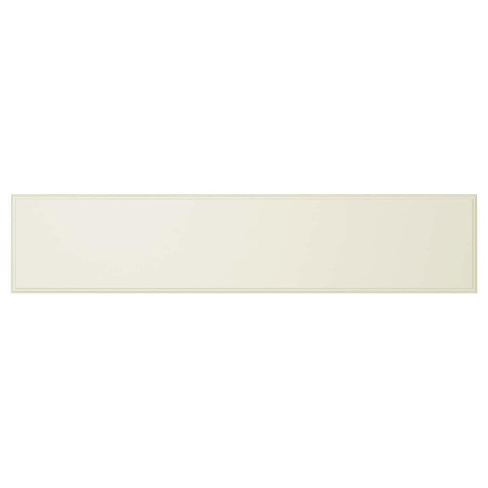 ЛИЛЛЬБИН Фронтальная панель ящика, белый с оттенком