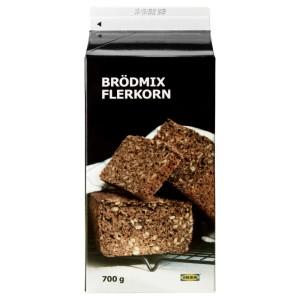 BRÖDMIX FLERKORN Смесь д/выпечки хлеба