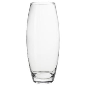 МУНТЛИГ Ваза, прозрачное стекло