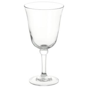 ФРАМТРЭДА Бокал для вина, прозрачное стекло