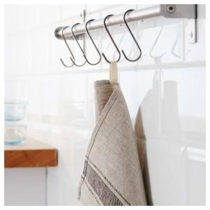 ВАРДАГЕН Полотенце кухонное, бежевый
