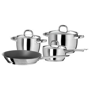 ОУМБЕРЛИГ Набор кухонной посуды,4 предмета