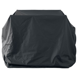 ТОСТЕРО Чехол для мебели, черный