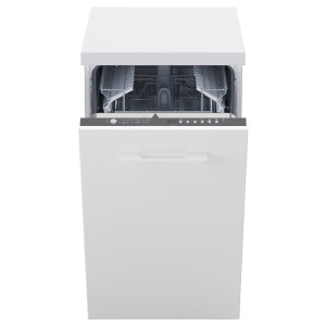 МЕДЕЛЬСТОР Встраиваемая посудомоечная машина, серый