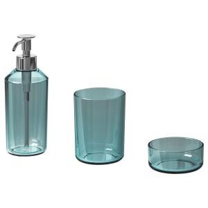 СКИССЕН Набор для ванной,3 предмета