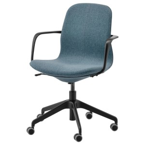 ЛОНГФЬЕЛЛЬ Рабочий стул с подлокотниками