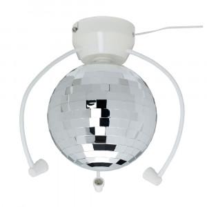 ДАНСА Зеркальный шар со светодиодами