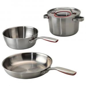 СЕНСУЭЛЛ Набор кухонной посуды, 3 предмета