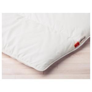 ГРУСБЛАД Одеяло, белый очень теплое