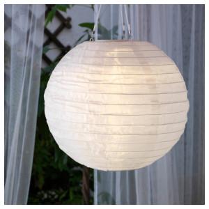 СОЛВИДЕН Подвесная светодиодная лампа