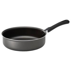 ХАВСКАРП Сотейник/сковорода, серый
