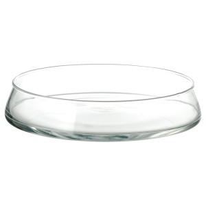 ТИДВАТТЕН Миска, прозрачное стекло