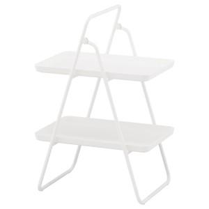 ВИГГИА Подставка для подноса, белый