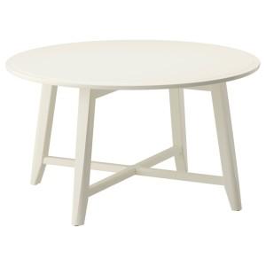 КРАГСТА Журнальный стол, белый