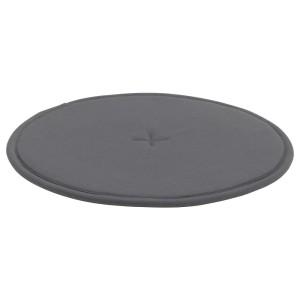 СТРОФЛИ Подушка на стул, темно-серый