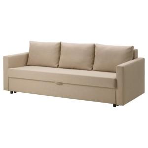 ФРИХЕТЭН 3-местный диван-кровать