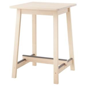 НОРРОКЕР Барный стол, береза