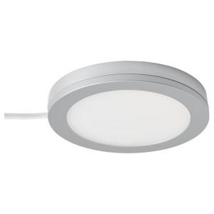 МИТЛЕД Софит светодиодный, регулируемая яркость цвет алюминия
