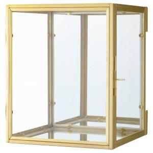 БУМАРКЕН Рама для трехмерной картины, золотой