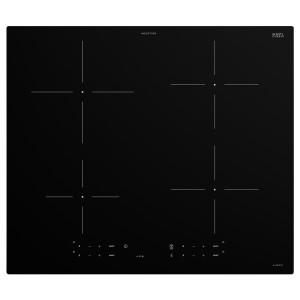 ТРЕВЛИГ Индукц варочн панель, ИКЕА 300 черный