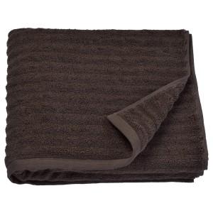 ФЛОДАРЕН Банное полотенце, темно-коричневый