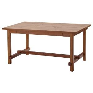 НОРДВИКЕН Раздвижной стол, морилка,антик