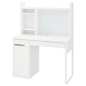 МИККЕ Письменный стол, белый