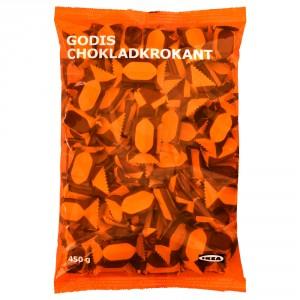 GODIS CHOKLADKROKANT Шоколад с карамелью