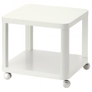 ТИНГБИ Стол приставной на колесиках