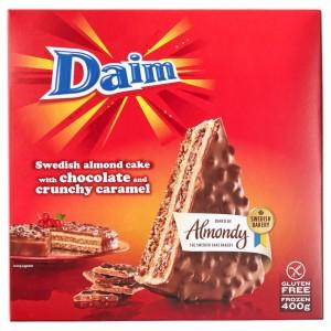 DAIM Миндально-шоколадный торт