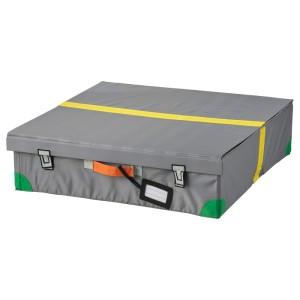 ФЛЮТТБАР Ящик кроватный, темно-серый