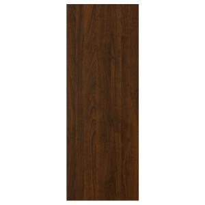 ЭДСЕРУМ Накладная панель, под дерево коричневый