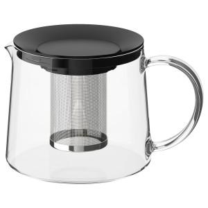 РИКЛИГ Чайник заварочный, стекло